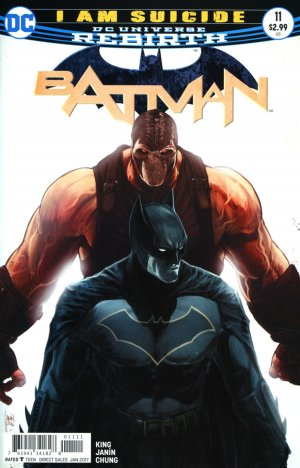 Batman # 11 Issues V3 (2016 - Ongoing) - Rebirth