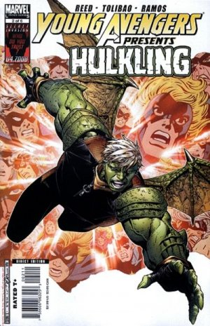 Young Avengers Presents # 2 Issues (2008)