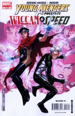 Young Avengers Presents # 3 Issues (2008)