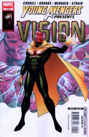Young Avengers Presents # 4 Issues (2008)