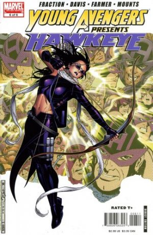 Young Avengers Presents # 6 Issues (2008)