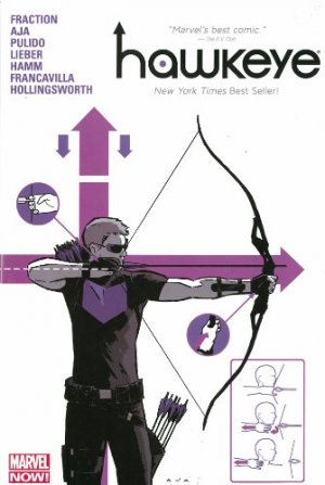 Hawkeye édition TPB Hardcover