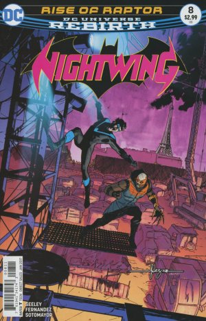 Nightwing # 8 Issues V4 (2016 - Ongoing) - Rebirth