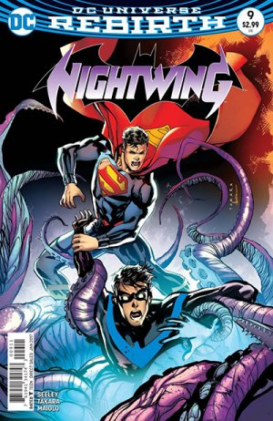Nightwing # 9 Issues V4 (2016 - Ongoing) - Rebirth