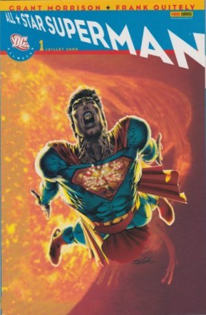 All-Star Superman édition TPB Softcover (2006)
