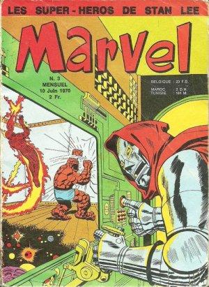 The Amazing Spider-Man # 3 Kiosque (1970 - 1971)