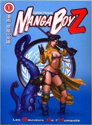 Manga BoyZ - les Sauveurs de l'Humanité édition Simple