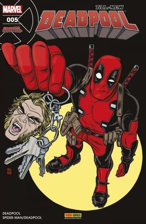 Spider-Man / Deadpool # 5 Kiosque (2016 - 2017)