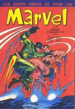 The Amazing Spider-Man # 6 Kiosque (1970 - 1971)