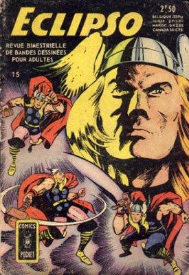 Journey Into Mystery # 15 Kiosque (1968 - 1983)