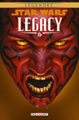 Star Wars - Legacy 6 - Renégat - Réédition légende
