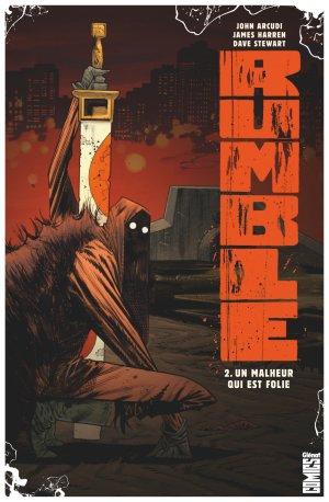 Rumble # 2 TPB hardcover (cartonnée)