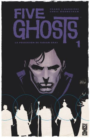 Five Ghosts T.1