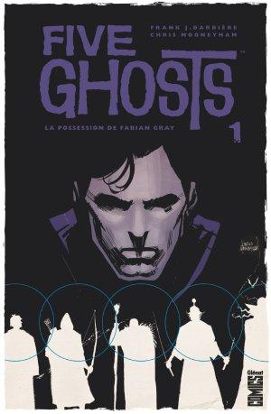 Five Ghosts édition TPB hardcover (cartonnée)