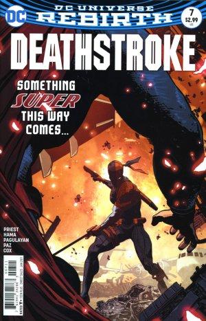 Deathstroke # 7
