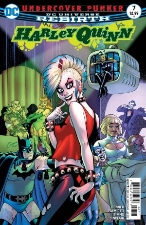 Harley Quinn # 7 Issues V3 (2016 - Ongoing) - Rebirth