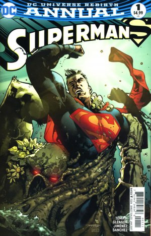 Superman édition Issues V4 - Annuals (2016)