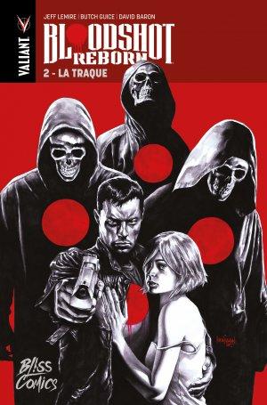 Bloodshot Reborn # 2 TPB hardcover (cartonnée)