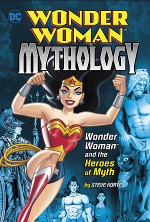 Wonder Woman Mythology édition Library binding (cartonnée)
