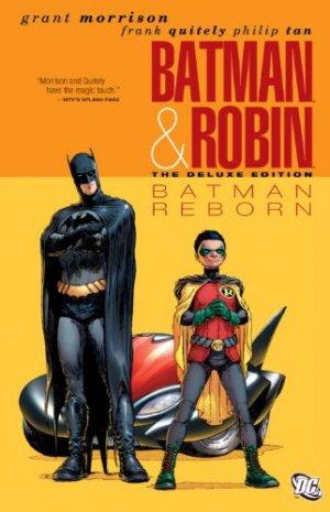 Batman & Robin édition TPB hardcover (cartonnée) - Issues V1