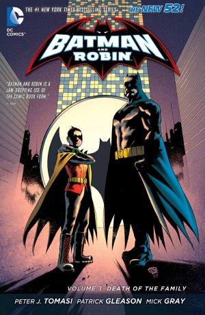 Batman & Robin # 3 TPB hardcover (cartonnée) - Issues V2