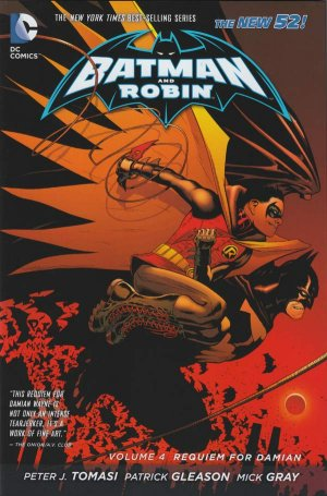 Batman & Robin # 4 TPB hardcover (cartonnée) - Issues V2