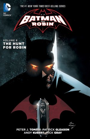 Batman & Robin # 6 TPB hardcover (cartonnée) - Issues V2
