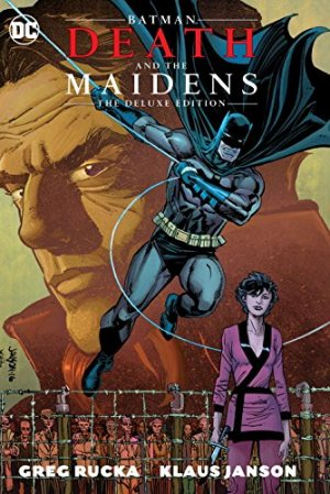 Batman - Death and the Maidens édition TPB hardcover (cartonnée) - Deluxe