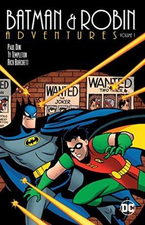 Batman & Robin Aventures édition TPB softcover (souple)