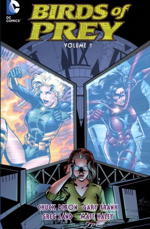 Birds of Prey édition TPB softcover (souple) - Intégrale