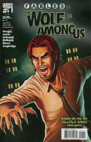 Fables - The Wolf Among Us édition Issues (2015 - 2016)