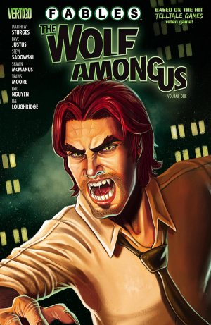 Fables - The Wolf Among Us édition TPB softcover (souple)