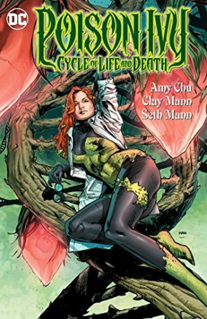 Poison Ivy - Cycle of life and death édition TPB softcover (souple)