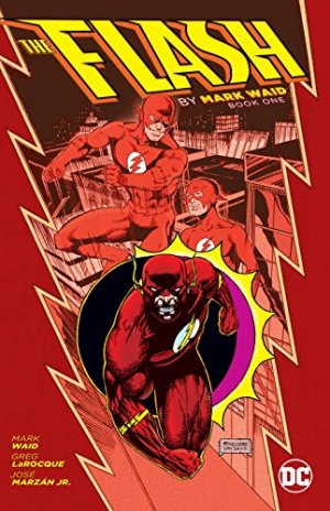 The Flash by Mark Waid édition TPB softcover (souple)