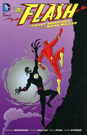 The Flash by Grant Morrison and Mark Millar édition TPB softcover (souple)