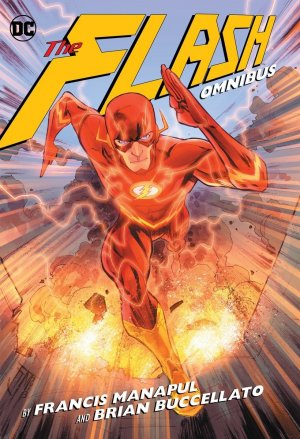 The Flash By Francis Manapul and Brian Buccellato 1