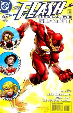 The Flash 80-Page Giant édition Issues
