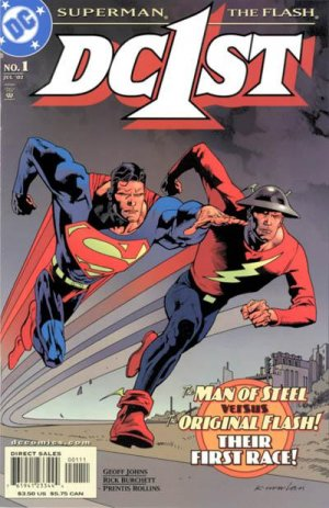 DC First - Flash / Superman édition Issues