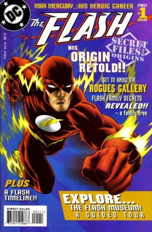 The Flash - Secret Files and Origins édition Issues