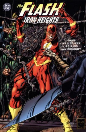 The Flash - Iron Heights édition Issues