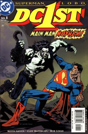 DC First - Superman / Lobo édition Issues