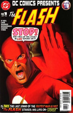 DC Comics Presents - The Flash édition Issues (2004)