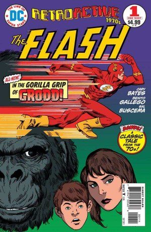 DC Retroactive - Flash édition Issues