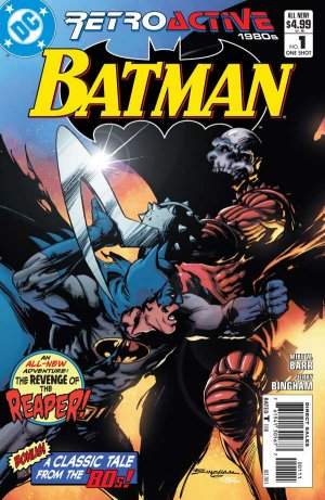 DC Retroactive - Batman # 2 Issues