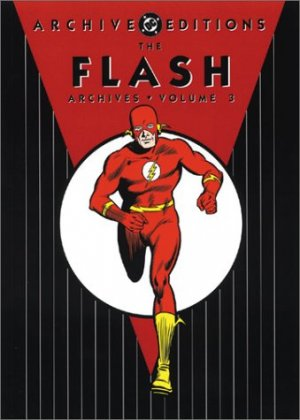 Flash # 3 TPB hardcover (cartonnée)