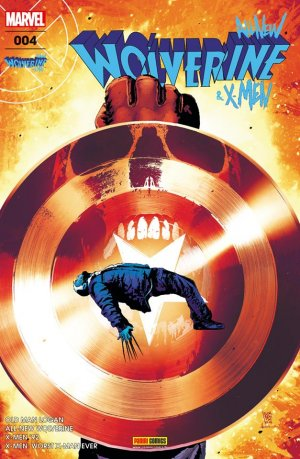 Old Man Logan # 4 Kiosque (2016)