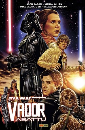 Star Wars - Vador abattu édition TPB hardcover (cartonnée)