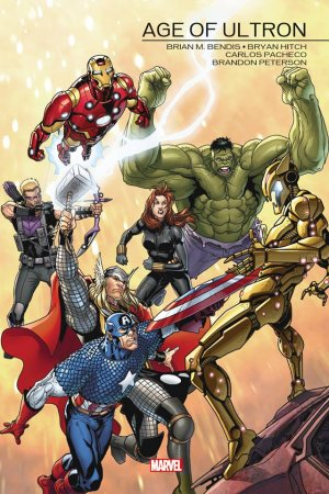 Marvel events - Avengers - Age Of Ultron édition TPB hardcover (cartonnée)