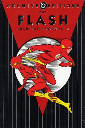 Flash # 4 TPB hardcover (cartonnée)