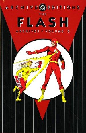 Flash # 5 TPB hardcover (cartonnée)